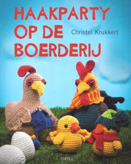 Haakparty op de Boerderij ISBN 9789058772190