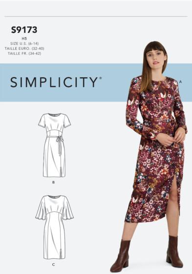 Simplicity 9173