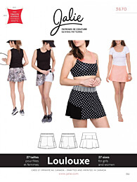 Jalie - 3670 LOULOUXE