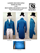 Laughing Moon Mercantile 122 tailcoat