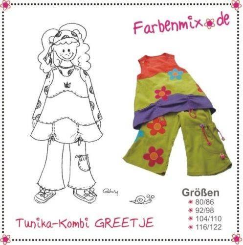 Farbenmix - GREETJE