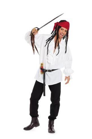 Burda 7332 - Piraten shirt