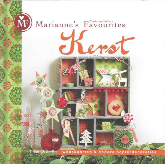 Marianne's favourites Kerst