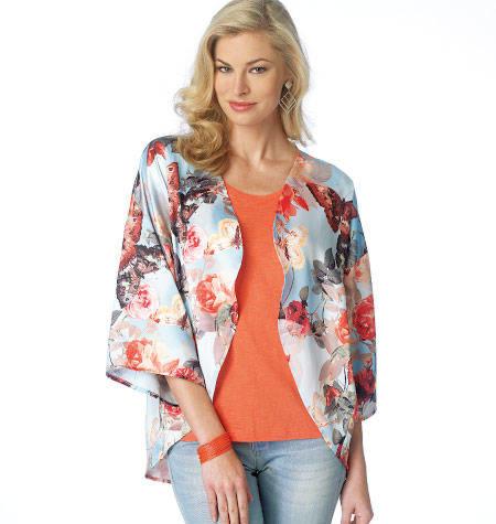 Butterick - B6176 Kimono