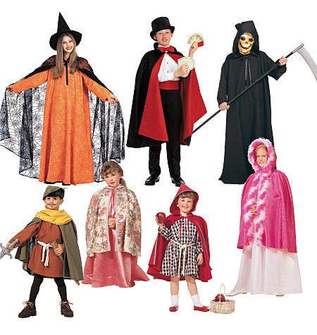 McCall's - M7224 Halloweenkostuums