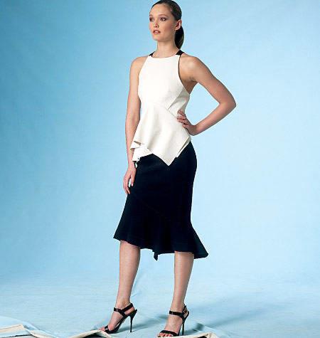 Vogue - 1451 Shirt, rok