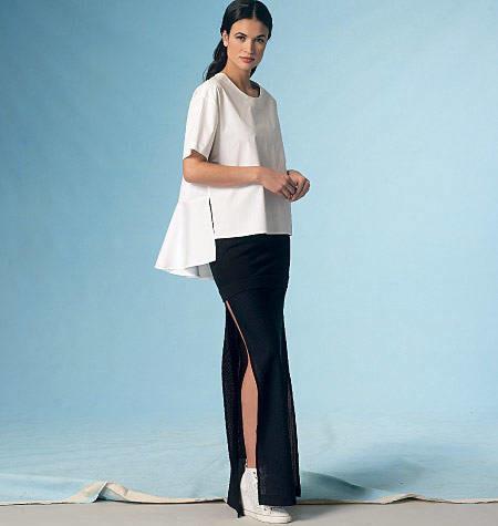 Vogue - 1454 Shirt, rok