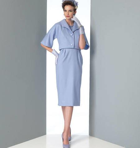 Vogue - 9082 Jasje, top, jurk