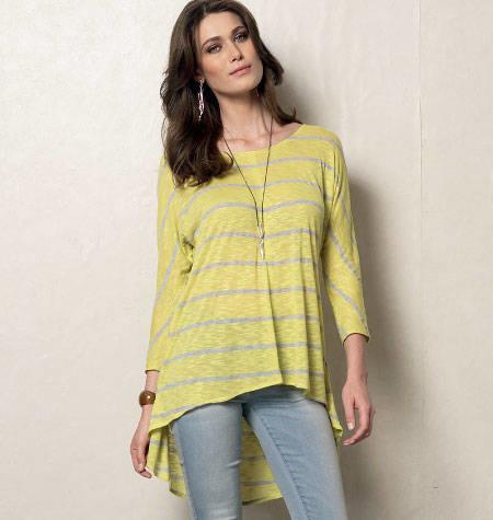 Vogue 8952 tricot tuniektop