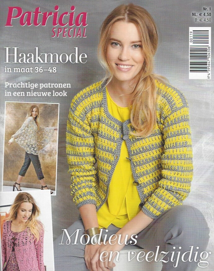 Patricia Special Haakmode 1