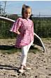 Abacadabra 135 wijde tuniek en broek