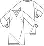 Knipmode 0419 - 3 Jurk PDF
