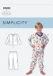 Simplicity - 9203