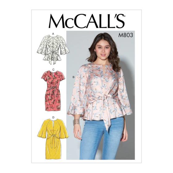 McCall's 7803