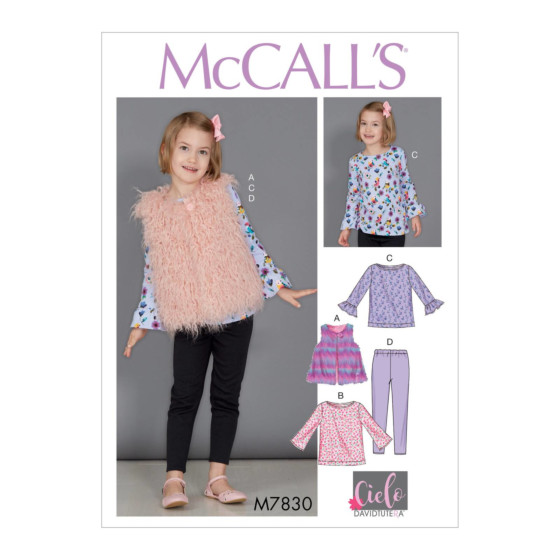 McCall's 7830