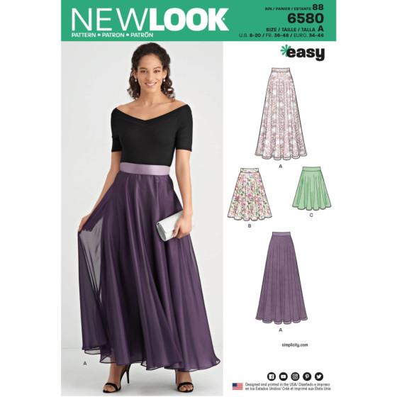 New Look 6580