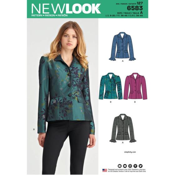 New Look 6583