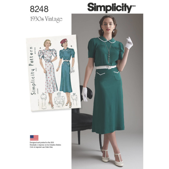 Simplicity - 8248