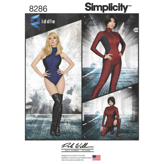 Simplicity - 8296