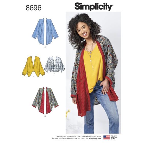 Simplicity 8696