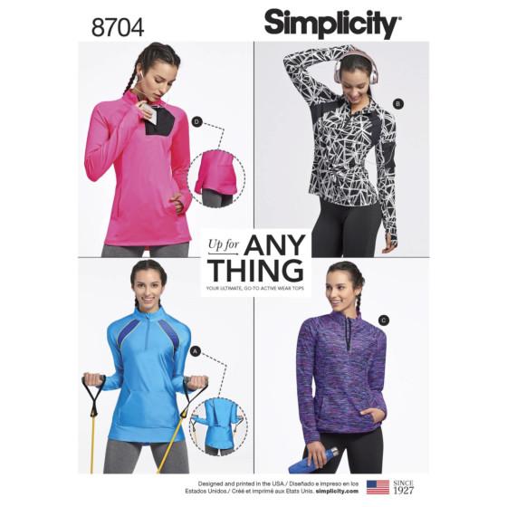 Simplicity 8704