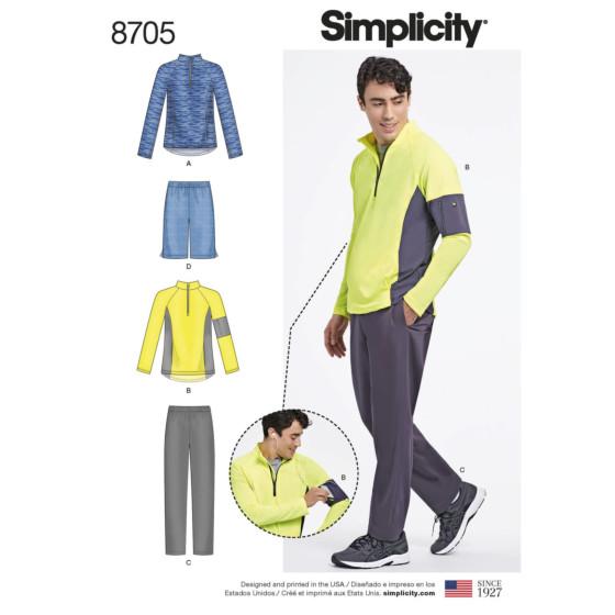 Simplicity 8705
