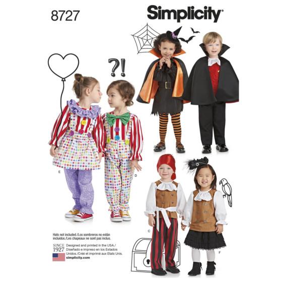 Simplicity 8727