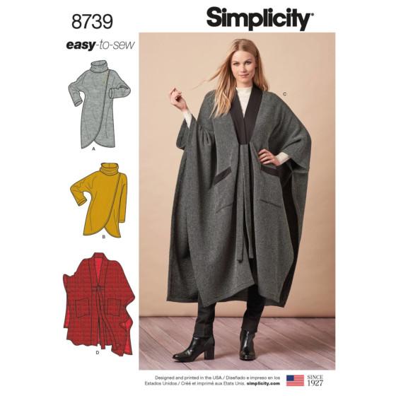 Simplicity 8739