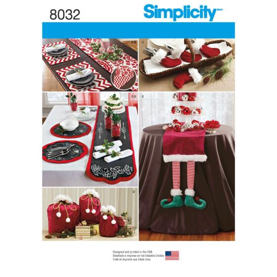 Simplicity - 8032