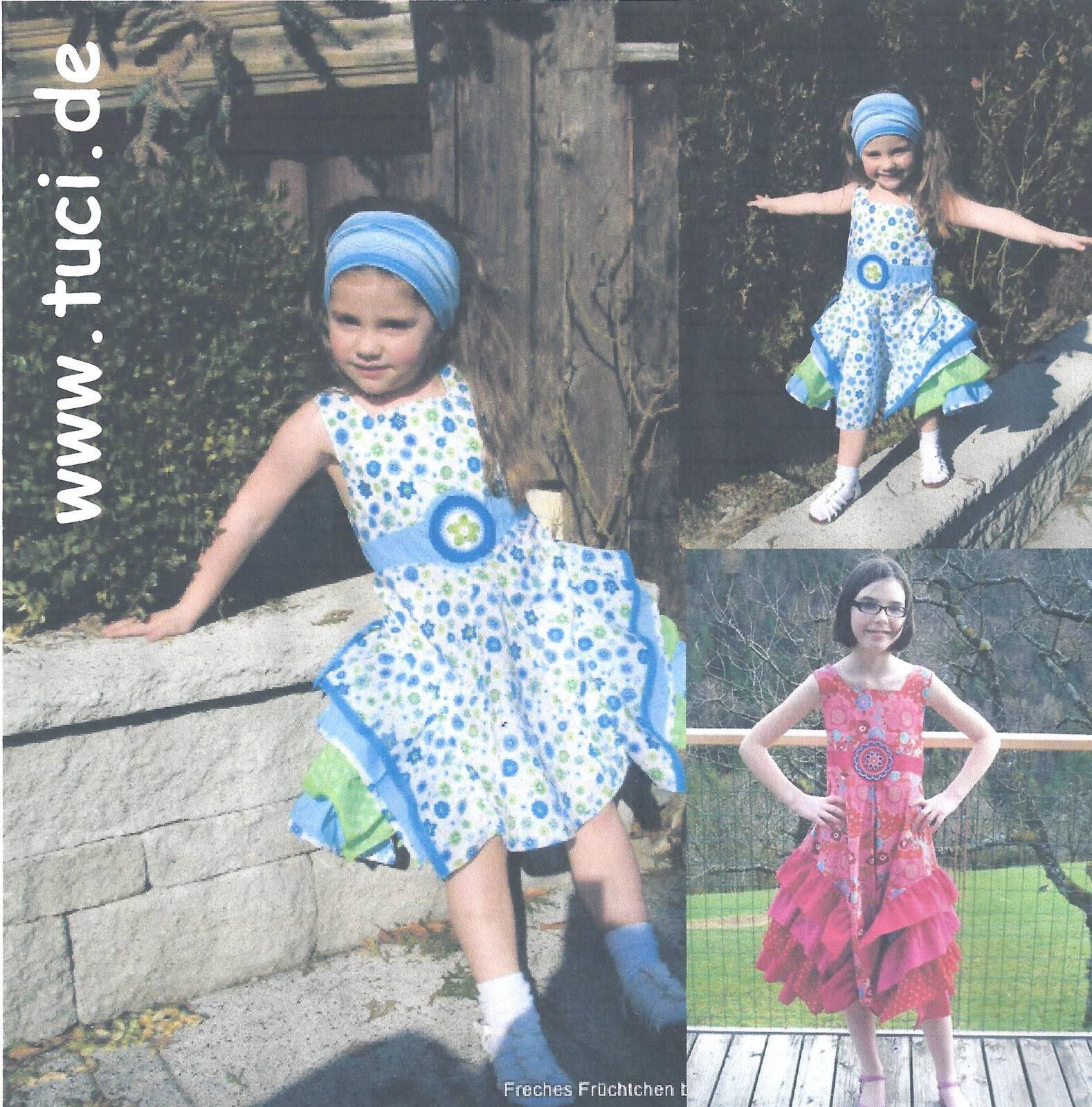 Tuci - Greta jurk