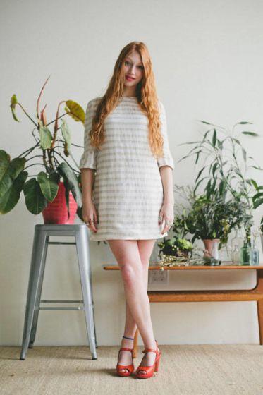 Colette Laurel jurk en top