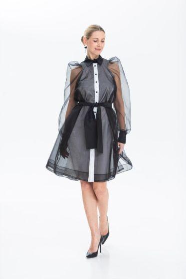 Knipmode 0419 - 1 jurk