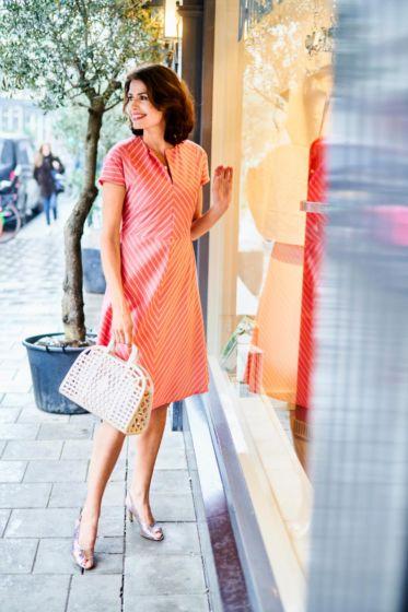 Knipmode 0519 - 11 jurk