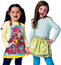 Butterick - 5942 kinderschortjes