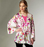 Vogue 9115 kimono
