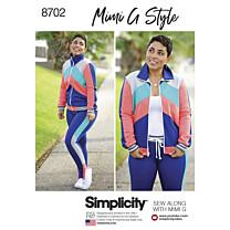 Simplicity - 8702