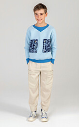 KNIPkids 0421 - 24 - Sweater