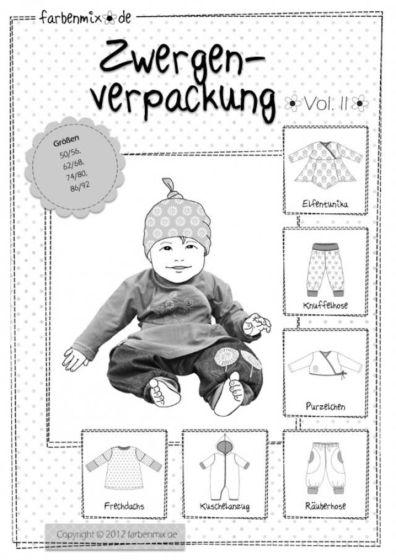 Farbenmix - ZWERGEN  2  Baby collectie