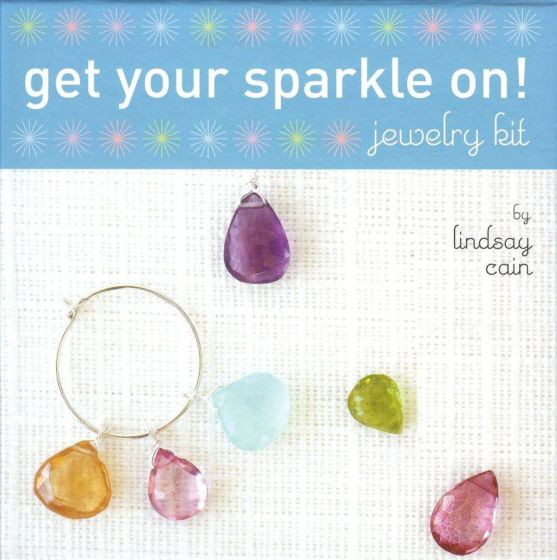 Get your sparkle on! sieradenkit