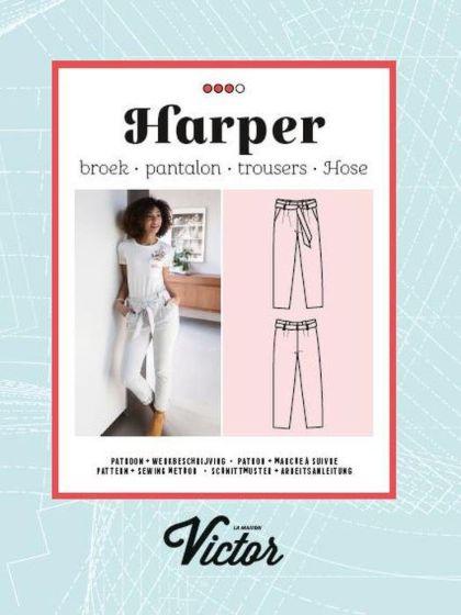 La Maison Victor Harper broek