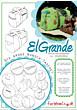 Farbenmix ElGrande patroon tas