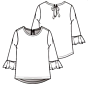 Knippie 0519 - 116 Top