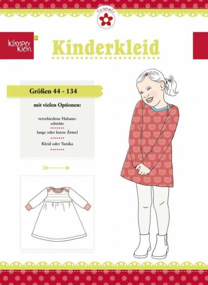 Farbenmix Kinderkleid