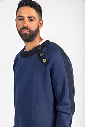 Knipmode 0121 - 01 Sweater
