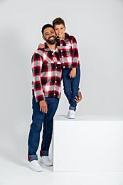 Knipmode 1120 - 01 - Overhemd Mini Me