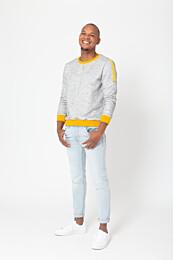 Knipmode 0420 - 04 Sweater
