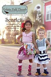 Violette Field Threads - Scarlett*