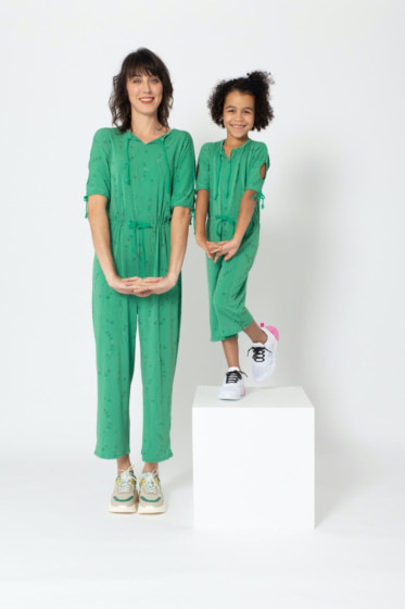Knipkids 0220 - 14 Jumpsuit Mini Me