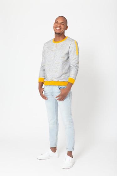 Knipmode 0420 - 4 sweater