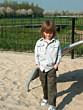 Abacadabra 122 jongensblouse en broek